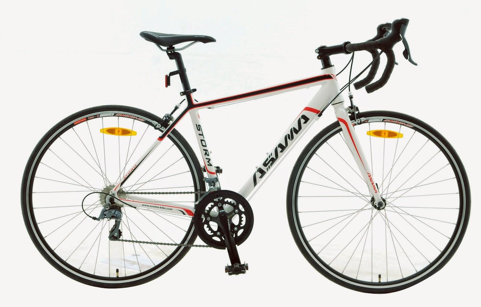 thương hiệu xe đạp asama