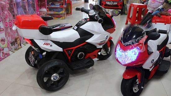 xe máy điện trẻ em 3