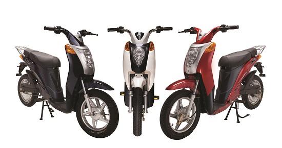 xe máy điện Nhật