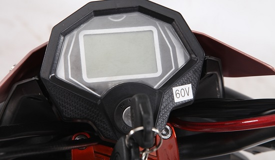 đồng hồ điện tử xe máy điện