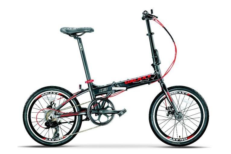 xe đạp galaxy 6