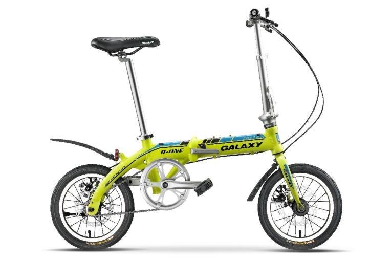 xe đạp gấp d2